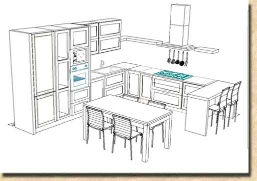 Stunning Progetto Cucina Ristorante Gallery - Ideas & Design 2017 ...