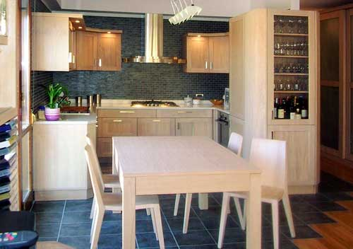 Cucine In Rovere Sbiancato. Free Cucine In Rovere Sbiancato With ...